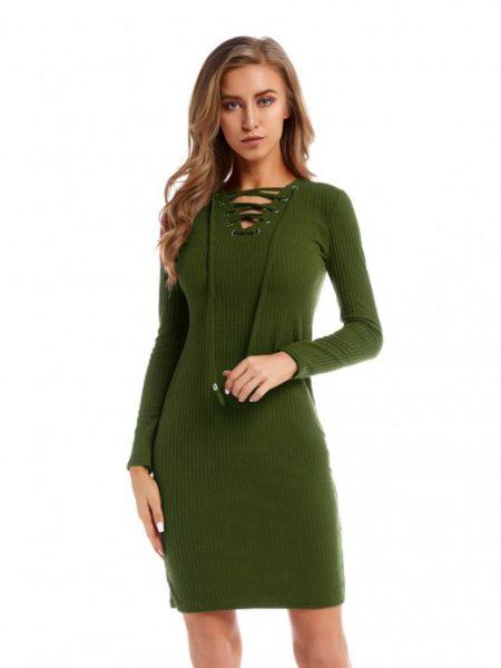 Wear Christmas Cheap Sweater Dress from Lover-beauty